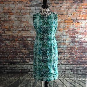 Liz Claiborne Sleeveless Sheath Dress women's  10